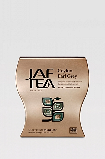 JAFTEA Black Ceylon Earl Grey papír 100g