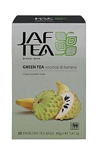 JAFTEA Green Soursop & Banana přebal 20x2g