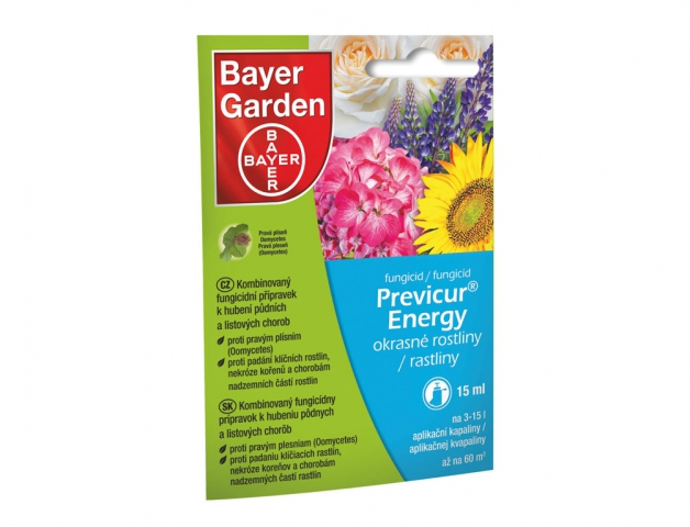 Previcur energy 15 ml na okrasné rostliny