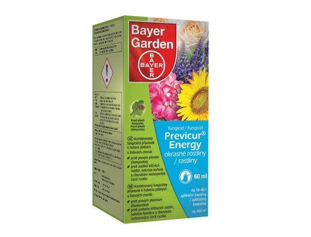 Previcur energy 60 ml na okrasné rostliny