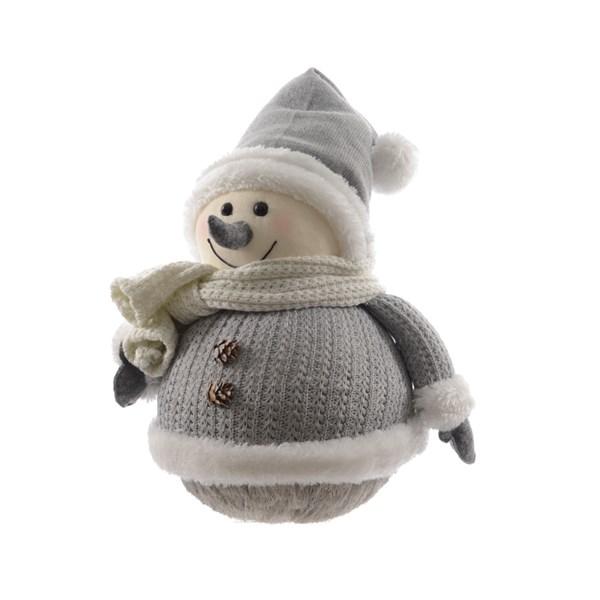 Sněhulák ve svetru
