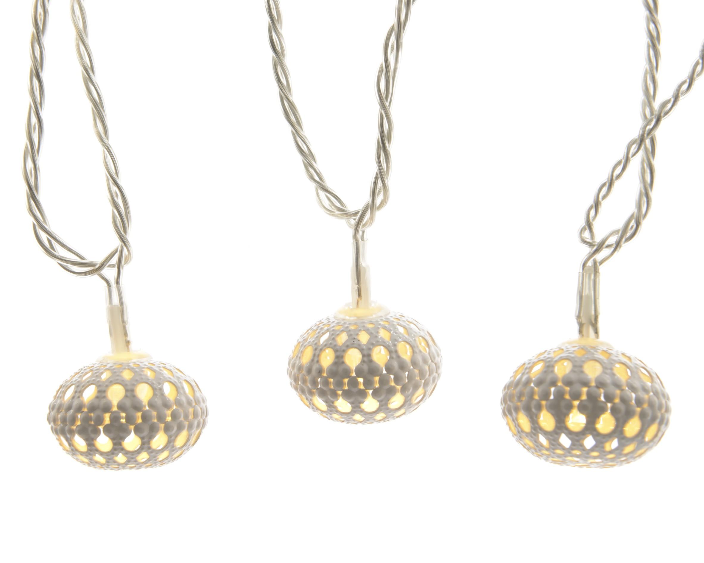 Světelný LED řetěz vnitřní
