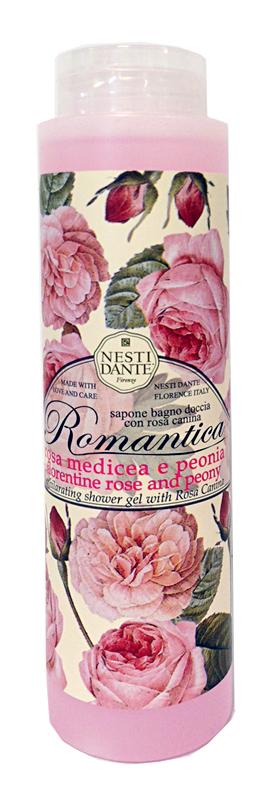 Sprchový gel - Toskánská růže a pivoňka 300ml