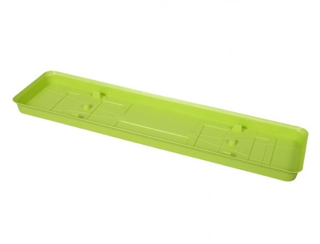 Podmiska pod truhlík VERBENA 50cm světle zelená
