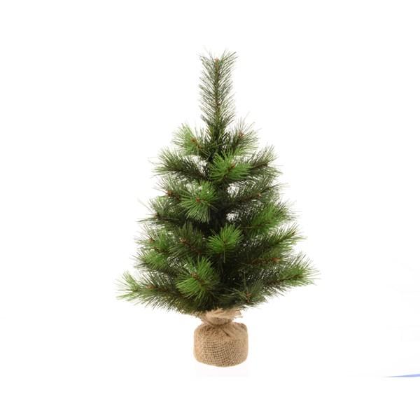 Vánoční stromek 45cm zelený