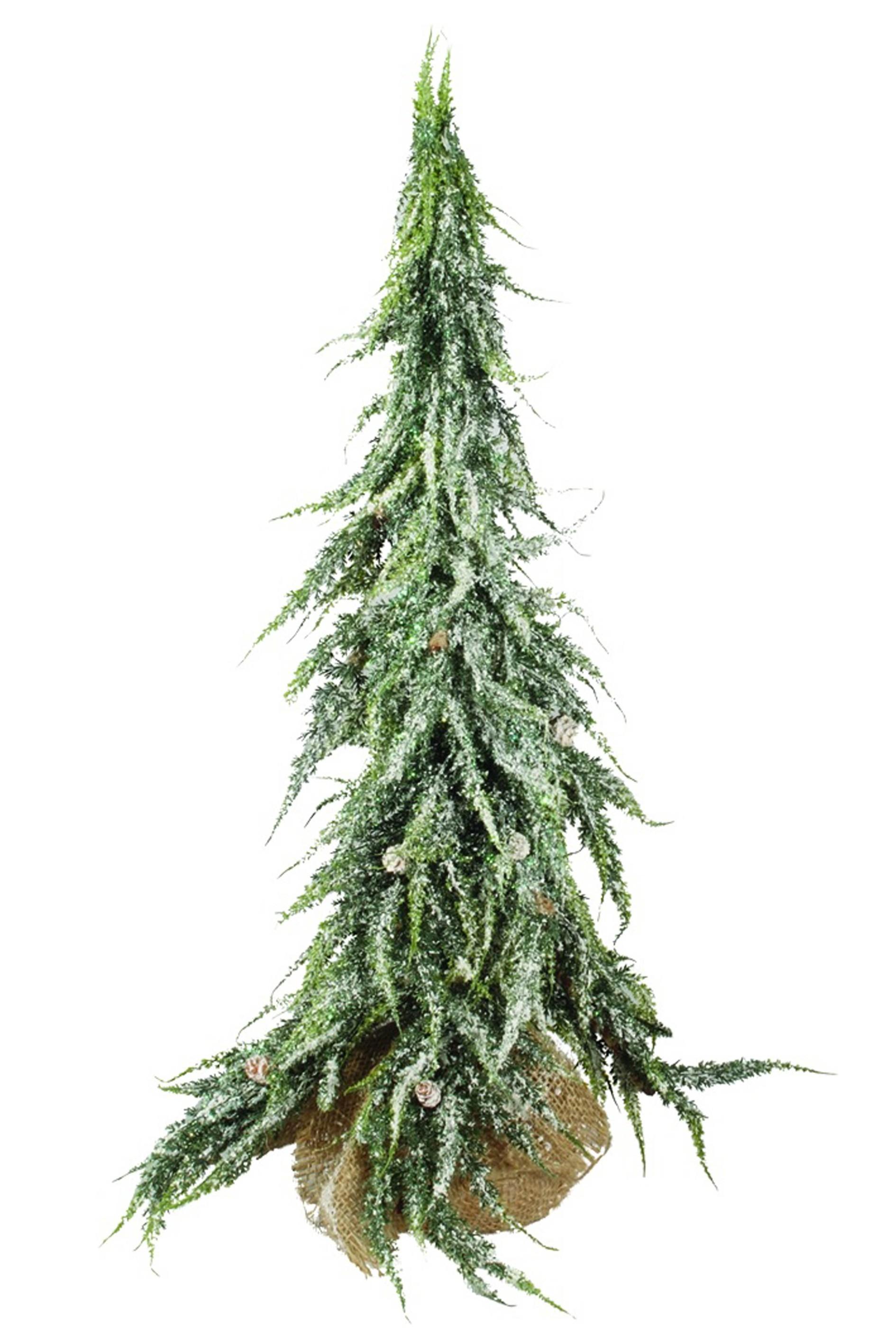Stromek zasněžený 45cm