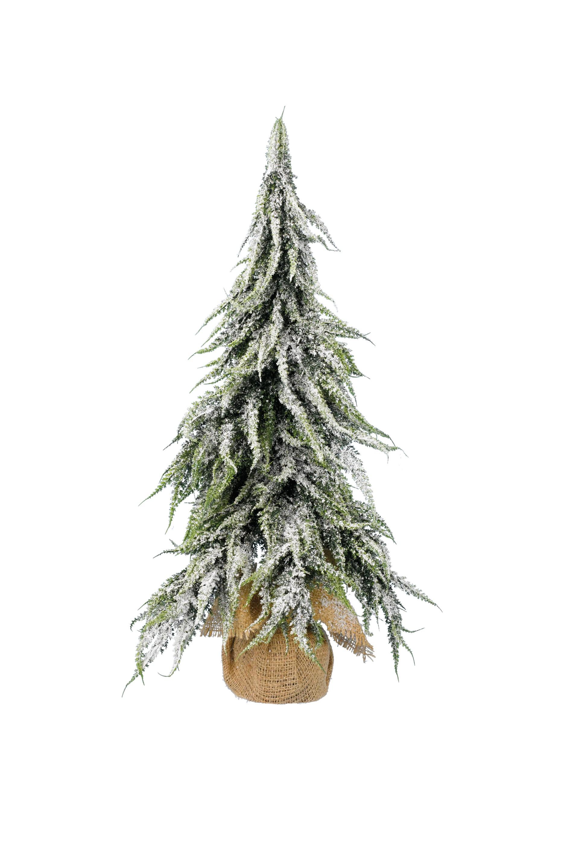Stromek zasněžený 60cm