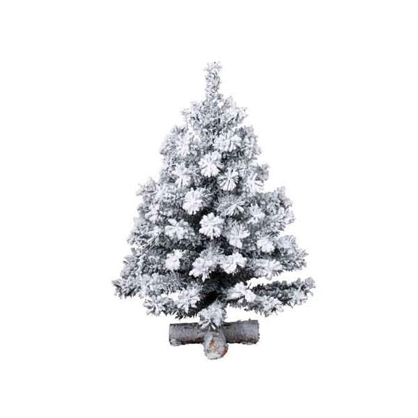 Vánoční stromek 35cm bílý