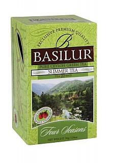 BASILUR Four Season Summer Tea přebal 20x1,5g