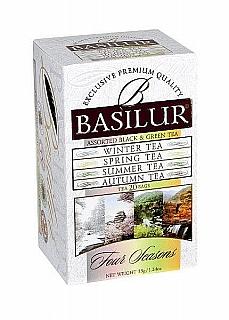 BASILUR Assorted Four Season přebal 10x1.5g10x2