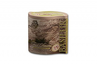 BASILUR Four Season Spring Tea plech 125g