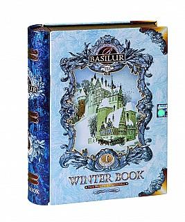 BASILUR Tea Book I. Blue plech 100g