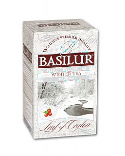 BASILUR Four Season Winter Tea přebal 20x2g