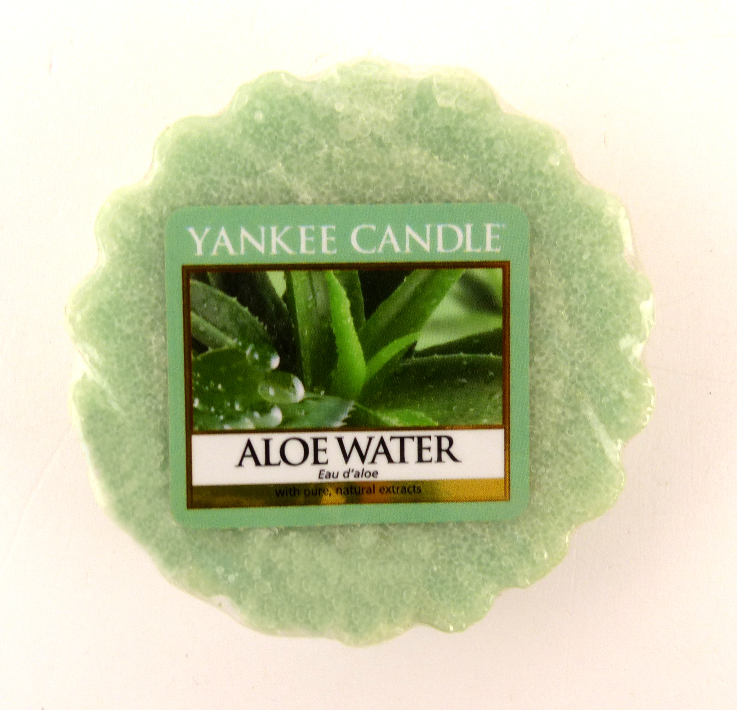YANKEE CANDLE vosk - Aloe Water 22g