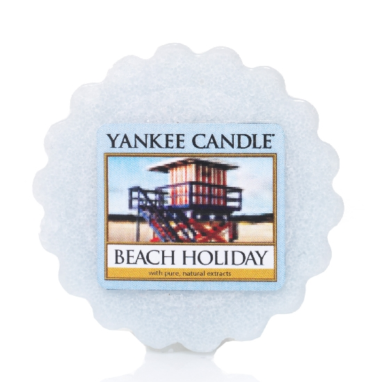 YANKEE CANDLE vosk - Beach holiday 22g