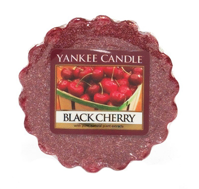 YANKEE CANDLE vosk - Black Cherry 22g