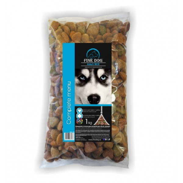 FINE DOG Economy Mix 1kg