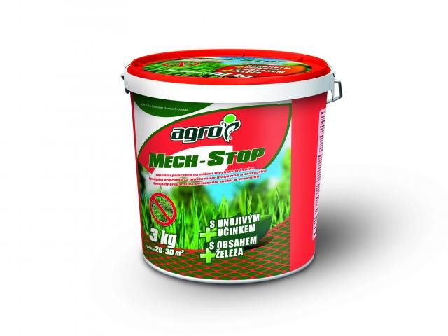 AGRO Mech-stop plast. kbelík 3 kg