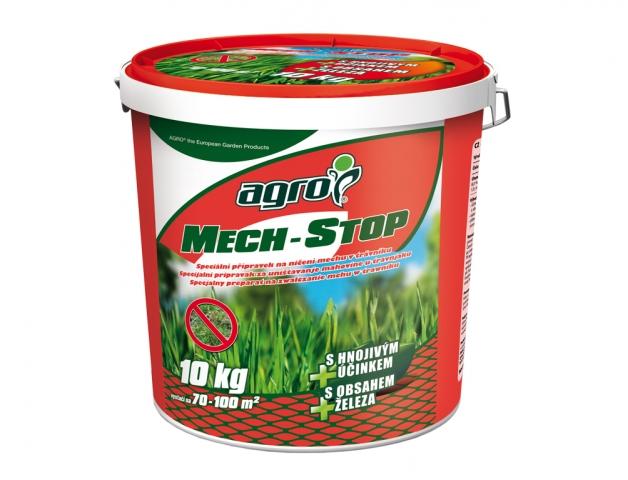 AGRO Mech-stop plast. kb. 10 kg