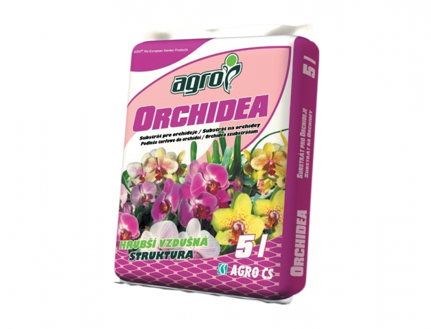 AGRO Sub. pro orchideje 5 l