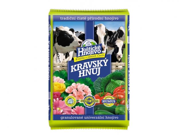 Hnůj kravský 10kg GL
