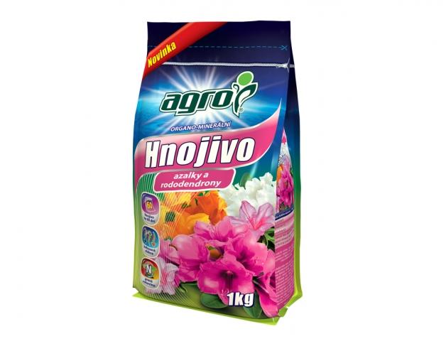AGRO OM Azalky a rododendrony 1 kg
