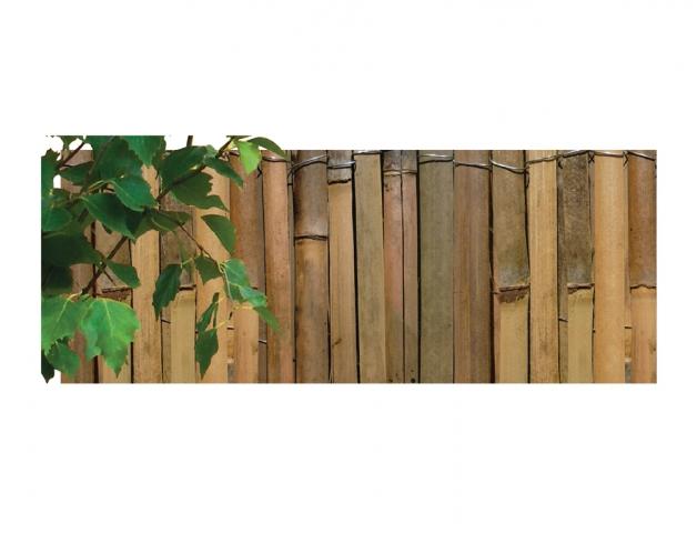 Rohož bambus štípaný 1,5x5m GL