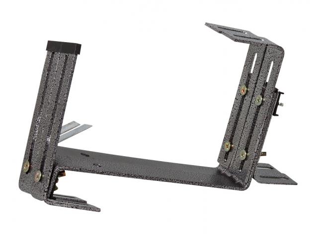 Držák truhlíku kovový stavitelný 2ks GARDENIE