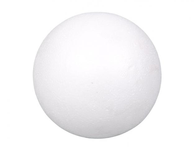 Koule d10cm/polystyrenová plná