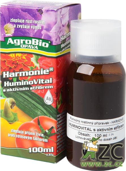 Harmonie - Huminovital s aktivním stříbrem 100ml