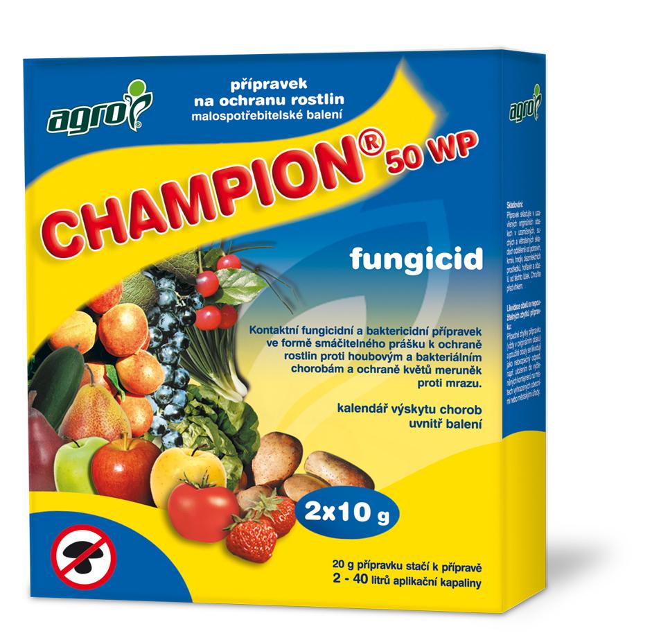 Champion 50 WP - 2x10 g