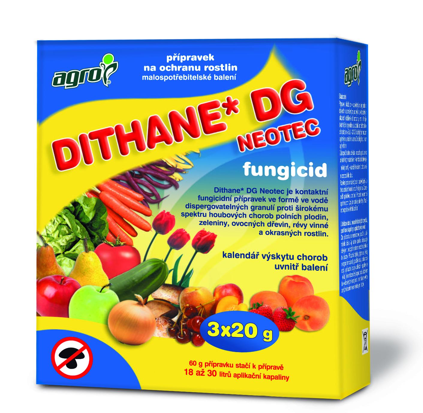 Dithane DG Neo-Tec - 3x20g