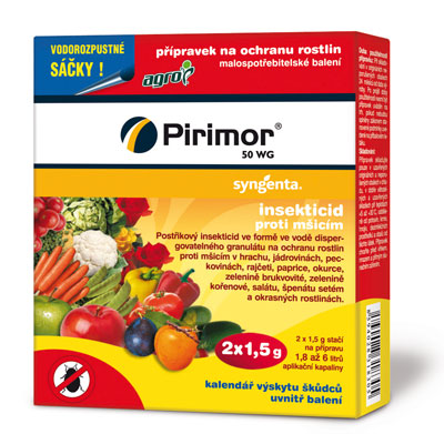 Pirimor 50 WG 2x1,5g