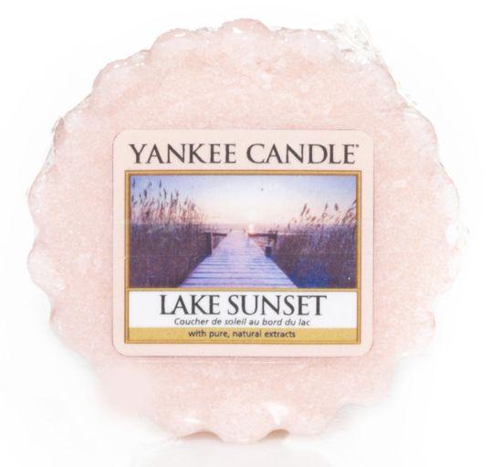 YANKEE CANDLE vosk - Lake Sunset 22g