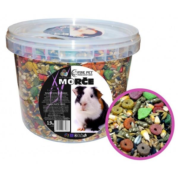 Fine Pet - Krmivo pro morče premium 1,9kg