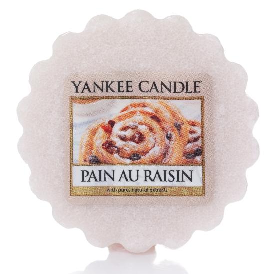 YANKEE CANDLE vosk - Pain Au Raisin 22g