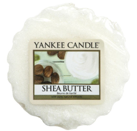 YANKEE CANDLE vosk - Shea Butter 22g