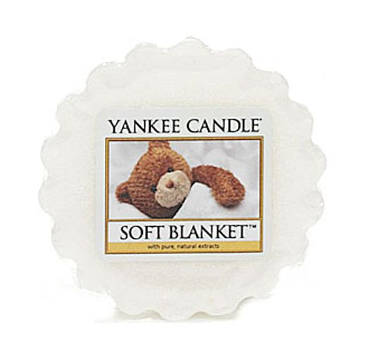 YANKEE CANDLE vosk - Soft Blanket 22g