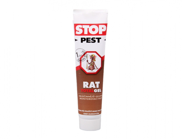 Total gel RAT KRYSA,POTKAN 40g - tuba