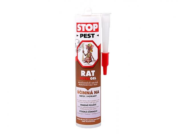 Total gel RAT KRYSA,POTKAN 230g - kartuš