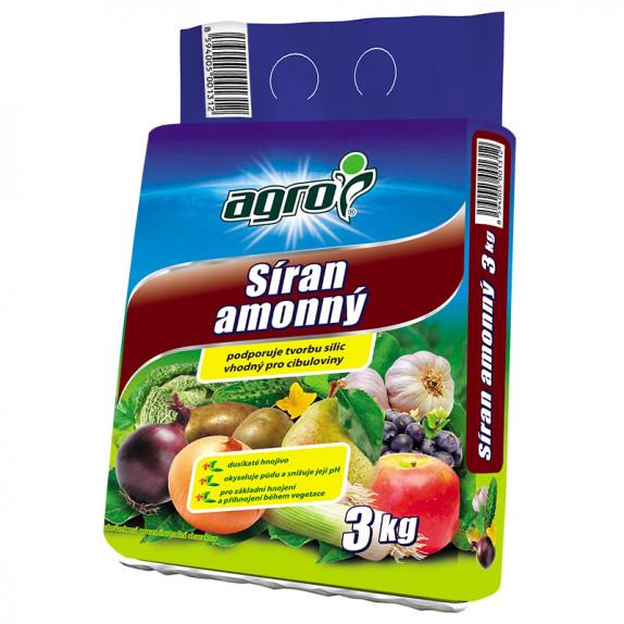 AGRO Síran amonný 3 kg