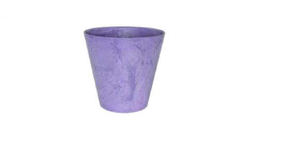 Květináč Artstone Pot Claire grape d27cm h 24cm