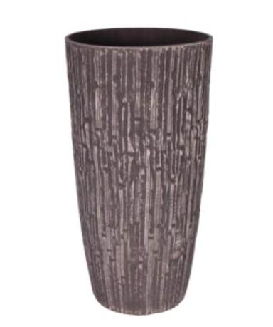 Váza Caval bruin d36x70h