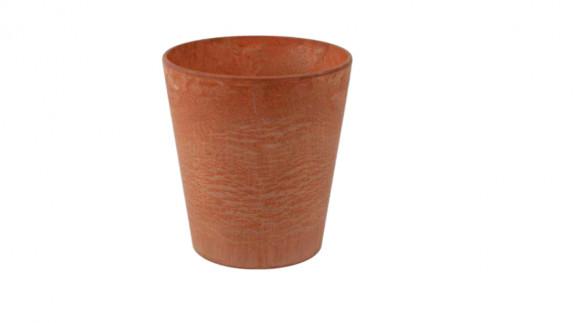 Květináč Artstone Pot Claire terra d27cm h 24cm