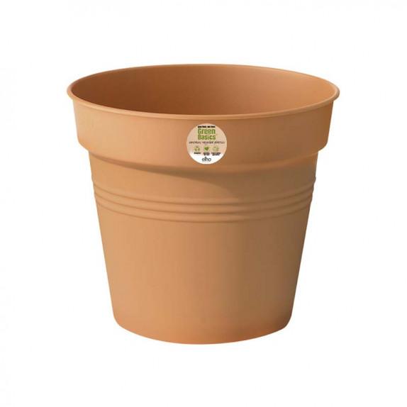Květináč Elho Green Basics 21 cm mild terra