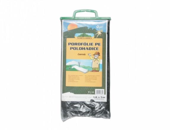Porofolie 1,6x5m/0.05mm černá