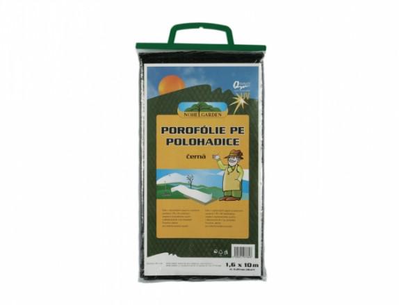 Porofolie 1,6x10m/0.05mm černá