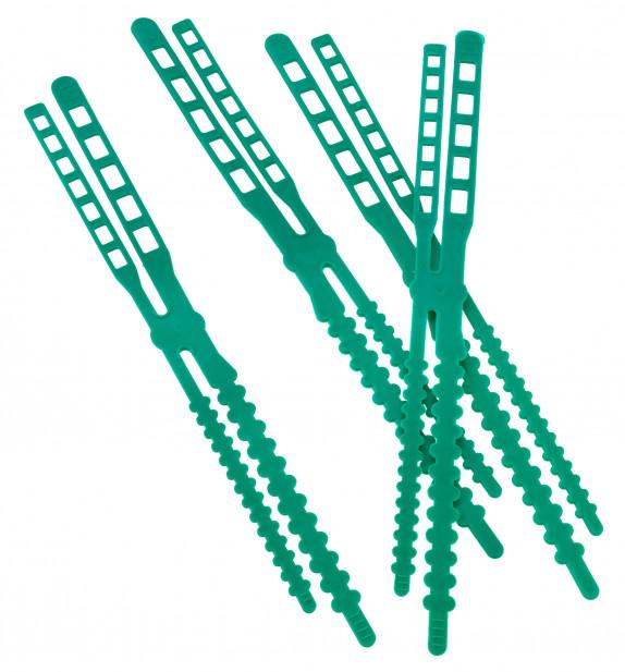 Pásky na rostliny dvojité (4ks)