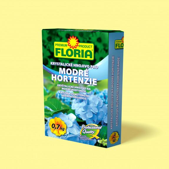 FLORIA Kryst. hnojivo pro modré hortenzie 0,7 kg