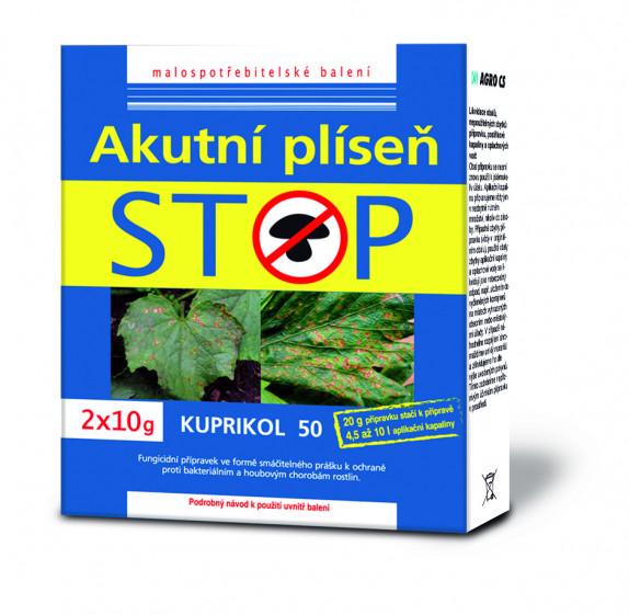 PRAKTIK Akutní plíseň STOP - 2x10 g